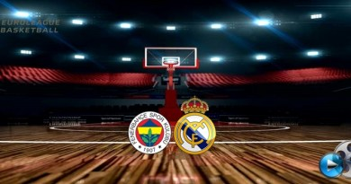 Partido | Fenerbahçe vs Real Madrid | Euroleague | J10