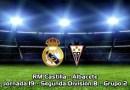 El Castilla cierra la primera vuelta goleando al lider: RM Castilla 3 – 1 Albacete