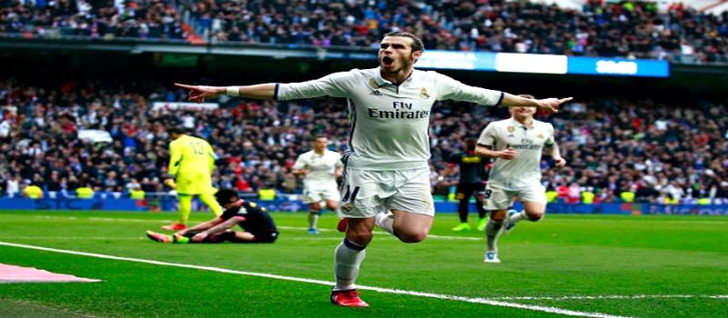 Y por fin... Gareth Bale