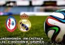 Un imponente trallazo de Valverde lanza al Castilla: Rayo Majadahonda 0 – 1 RM Castilla