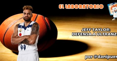 Jeff Taylor, defensa a ultranza