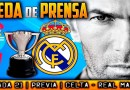 VIDEO | Rueda de prensa de Zinedine Zidane previa al partido ante el Celta