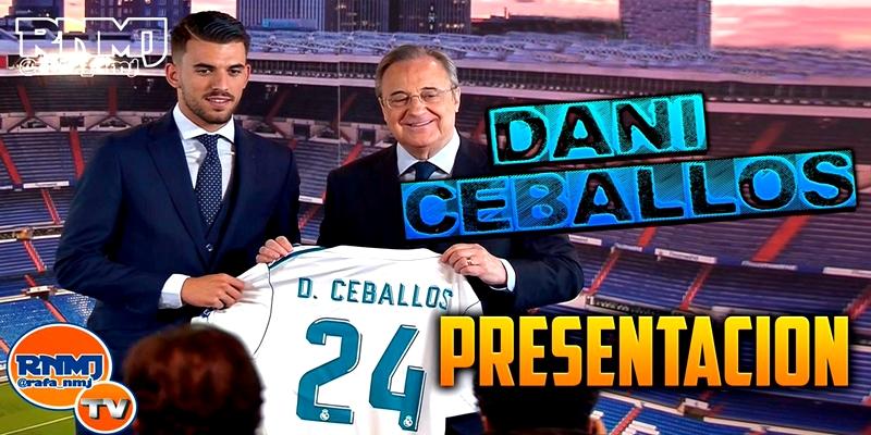 VÍDEO | Presentación de Dani Ceballos