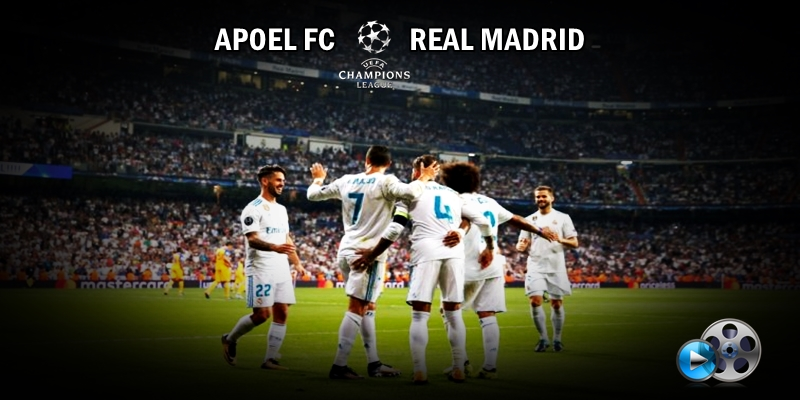 VÍDEO | Highlights | Apoel vs Real Madrid | UCL | Jornada 5