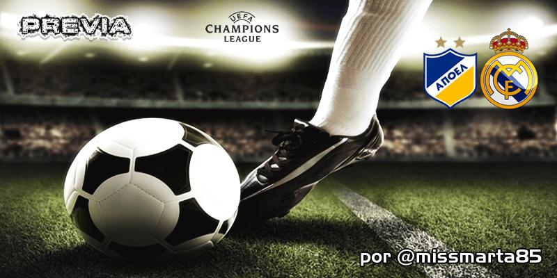 PREVIA | Apoel vs Real Madrid: Esperando un milagro