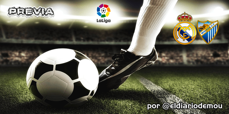 PREVIA   Real Madrid vs Málaga: Se busca victoria para recortar diferencias