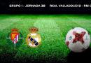 CRÓNICA | El Castilla cierra la temporada en racha: Real Valladolid B 1 – 2 RM Castilla