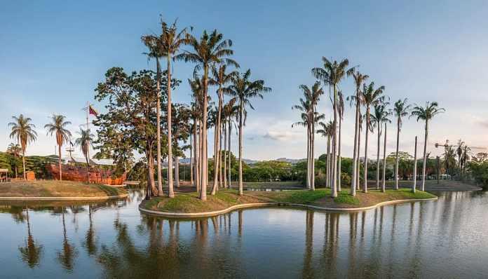 Parque del Este Caracas