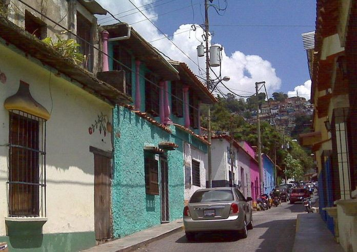 Casco Histórico de El Hatillo