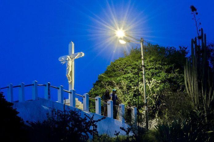 Cristo en el Mirador