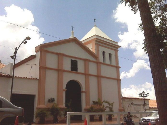 Iglesia de Santa Rosalía