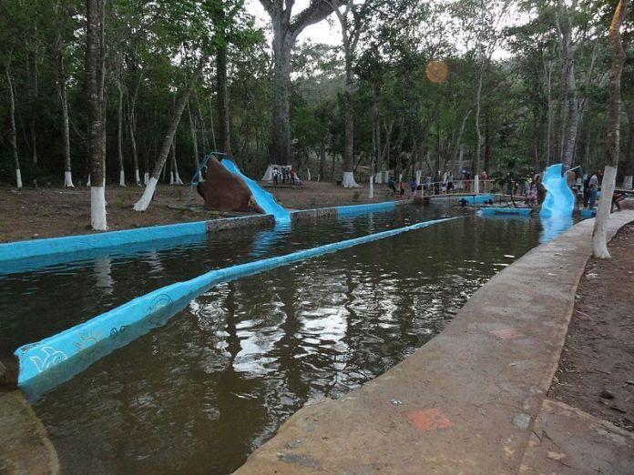 Represa Guayacamal