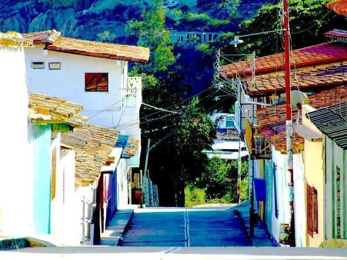 Calle de Jají