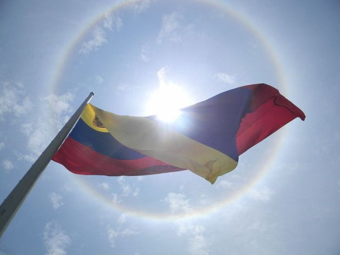 origen del nombre de Venezuela