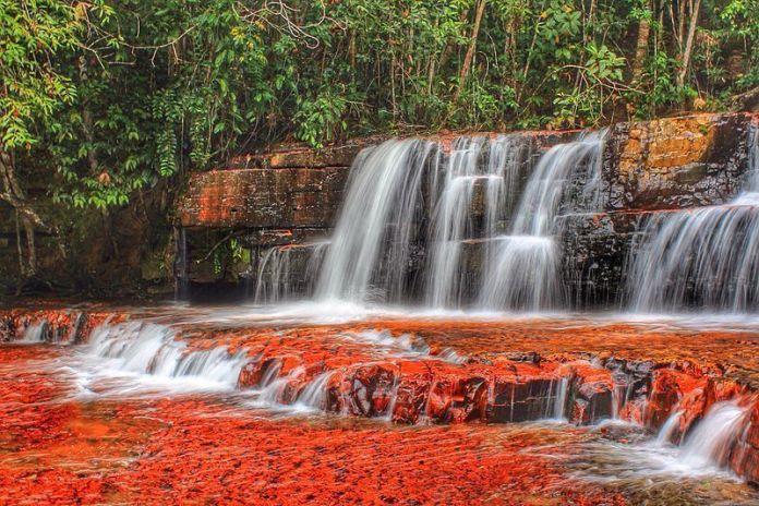 Bella Quebrada del Jaspe