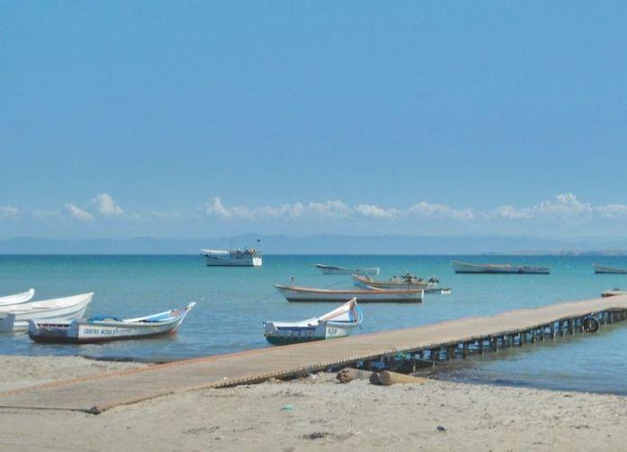 Muelle en la Isla de Coche