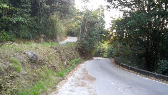Carretera a Choroní