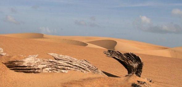 El Parque Nacional Médanos de Coro