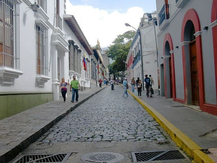 El Casco Histórico de Caracas