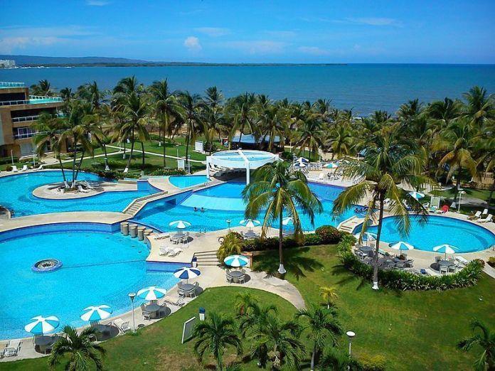 La infraestructura hotelera de Tucacas es excelente