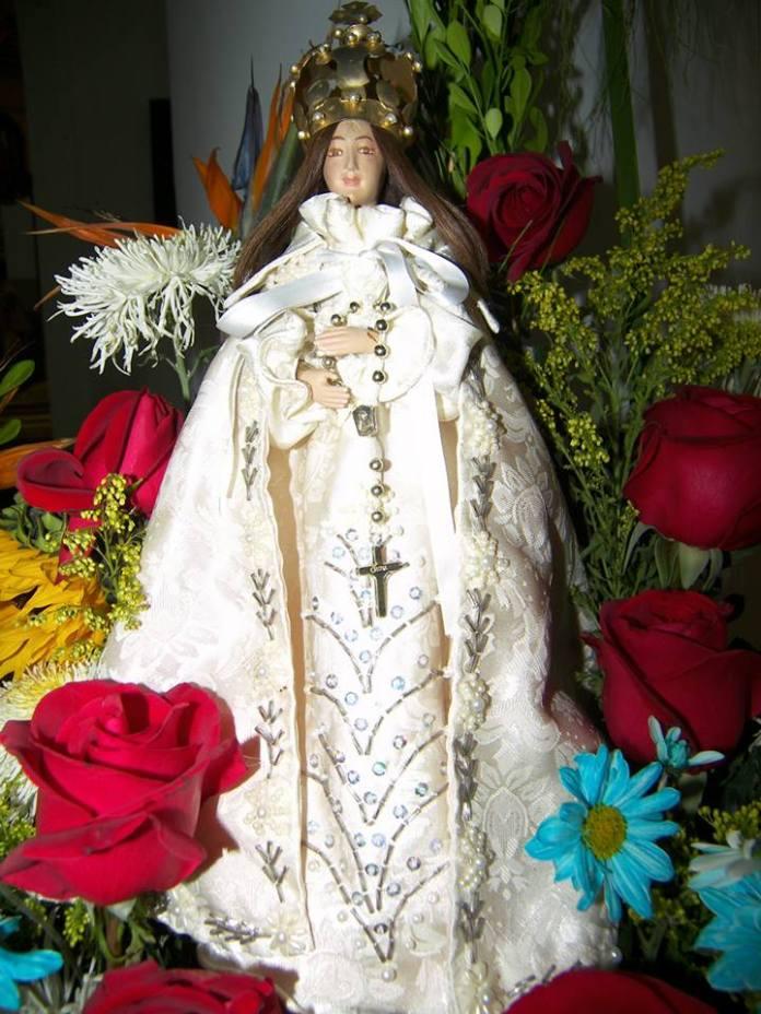 Nuestra Señora del Socorro de Barcelona, la Virgen del Totumo