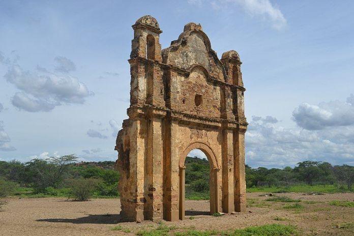 Ruinas de La Pastora
