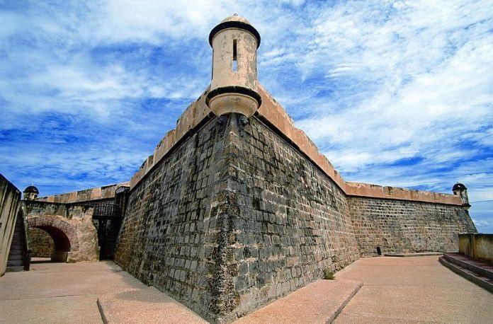 Castillo de San Carlos Borromeo