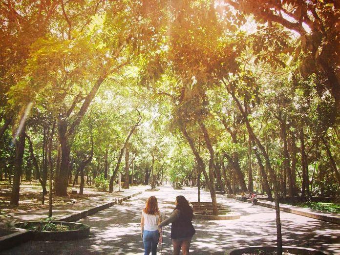 Parque Los Caobos, Caracas