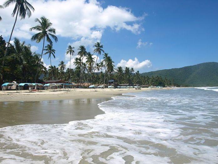 Playa de Patanemo