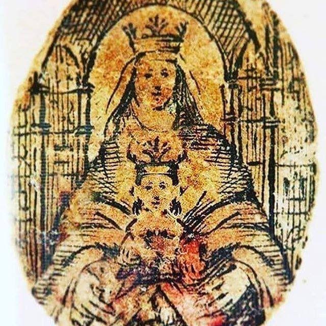 La Santa Reliquia de Nuestra Señora de Coromoto