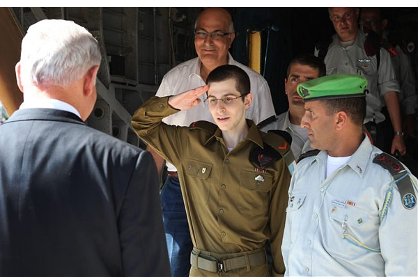 La liberación de Gilad Shalit: De su Post- Mortem y su Renacer, o sobre la verdadera privación de la Vida y el juego con la Muerte.