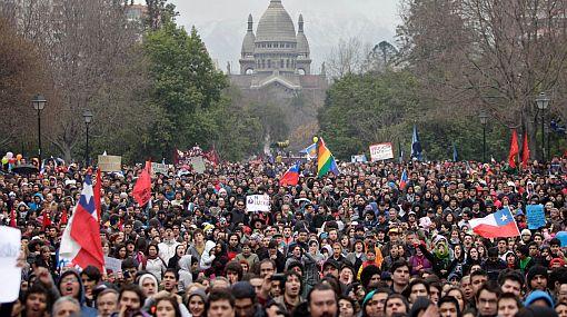 El poder Ciudadano frente a un Chile neoliberal: el despertar de un nuevo Actor social para construir otra realidad.