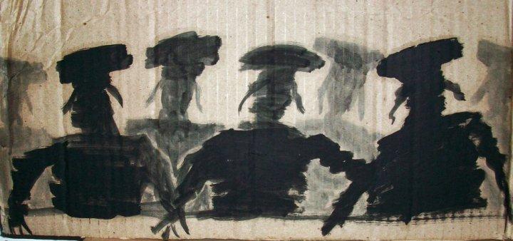 Arte Judío Moderno: Inconsciente Colectivo.