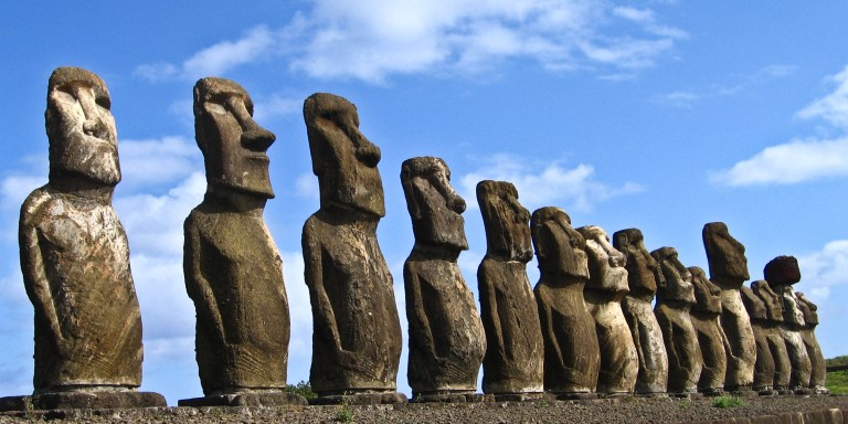 Rapa Nui: la magia del (anti) ombligo del mundo.