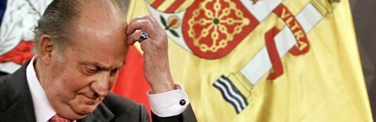 Monarquía bananera: incierto futuro de la corona española.