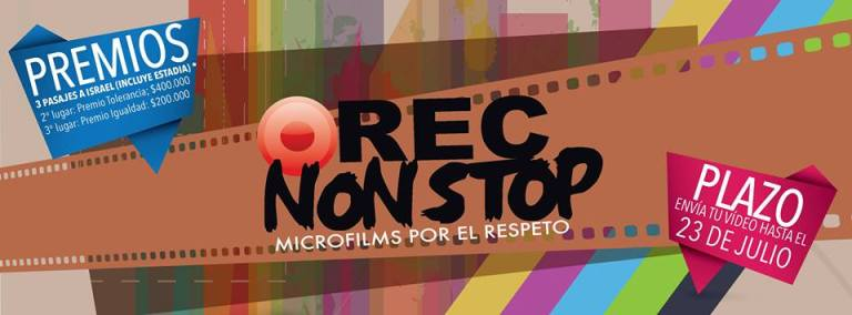 Lanzamiento del concurso REC Non Stop