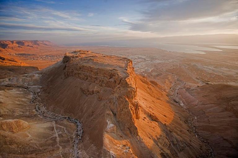 Masada: el heroísmo judío y la represión romana, o el exceso de mitos y leyendas.