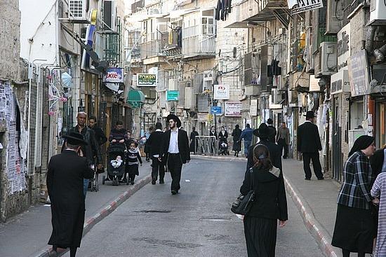 Mea Shea'rim: asentamiento ortodoxo del siglo XIX