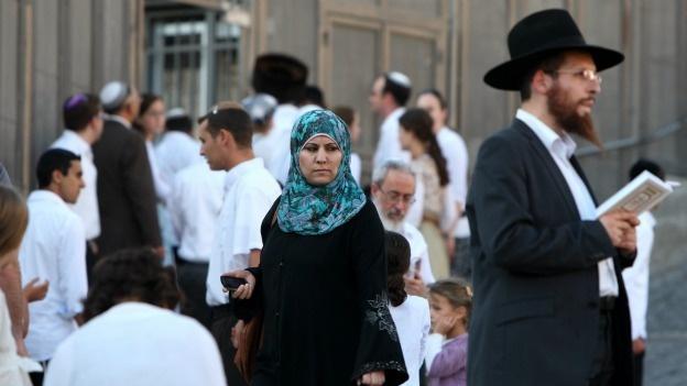 Entrevistas de Paz en ciudadanos de Israel