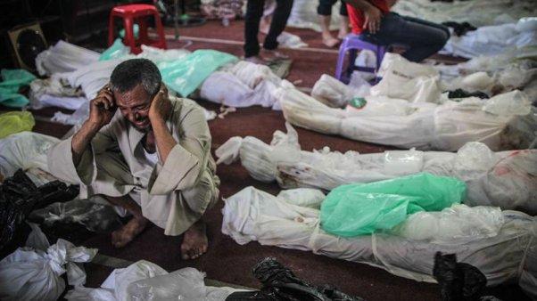 Egipto, mucha sangre derramada y poca democracia