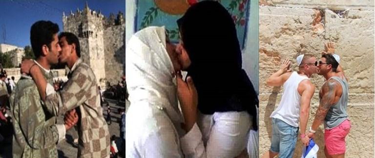 Palestina musulmana: violencia y homofobia