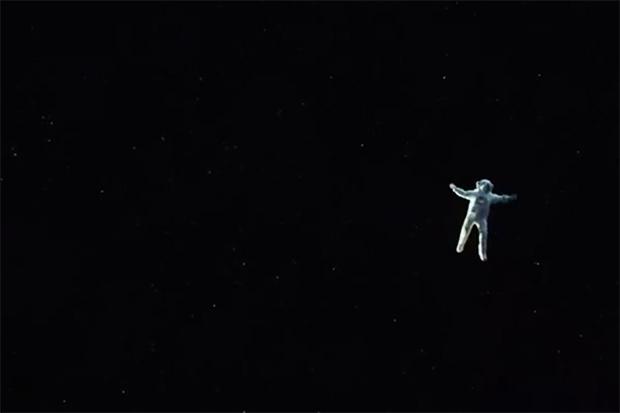 La insoportable levedad de Gravity