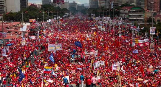 Ausencia de Democracia… ¿sólo en Venezuela?