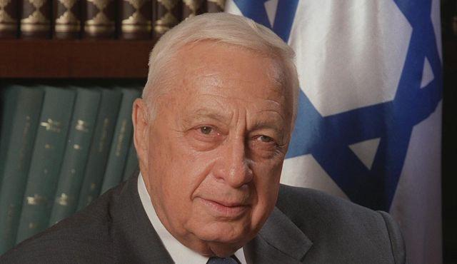 Ariel Sharon, que en Paz no descanse.