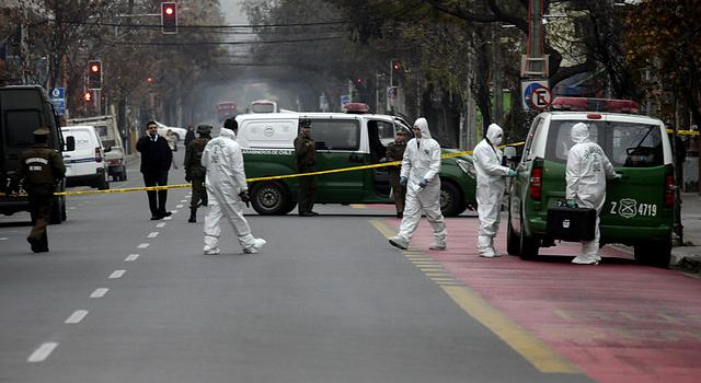 ¿Terrorismo en Chile?