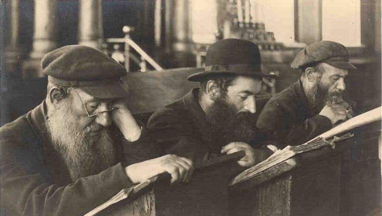 Buscándole un sentido judío a mi vida