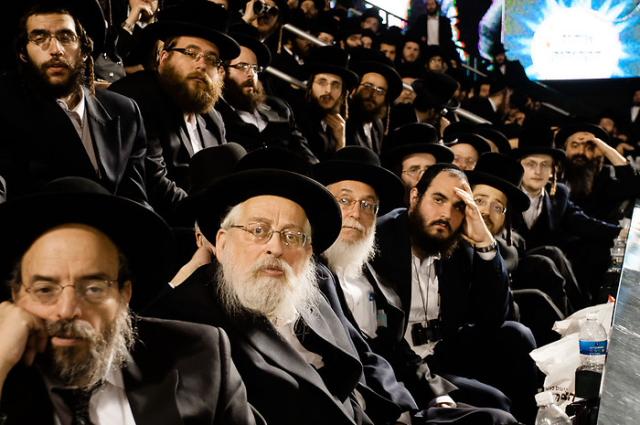 Judíos sin sentido común