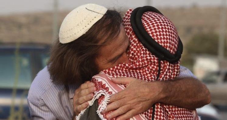 Juventud Judía ofrece la otra mejilla a los palestinos