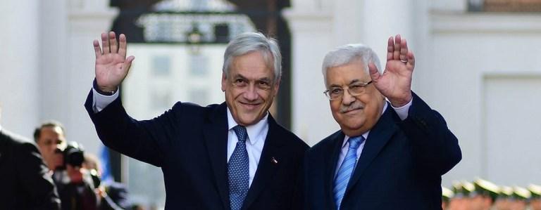 """Carta y advertencia al Pdte. Piñera sobre el """"sembrador de odio"""" Abu Mazen"""