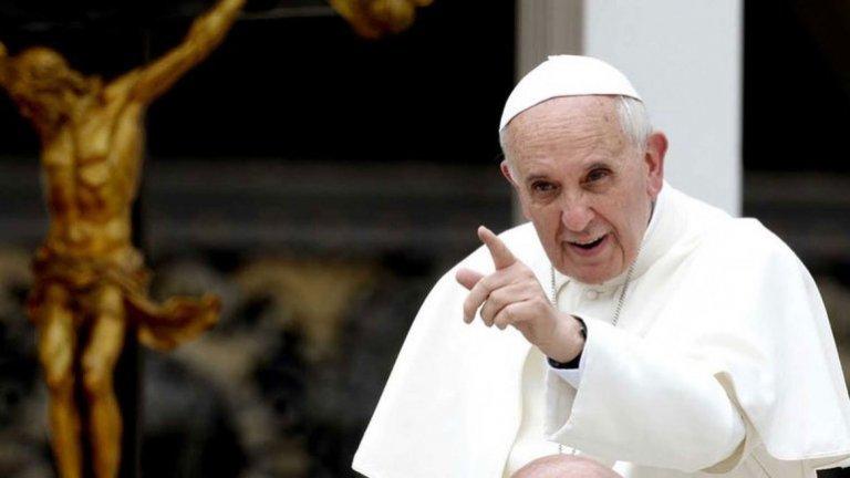 Papa compara el aborto con el Holocausto Nazi